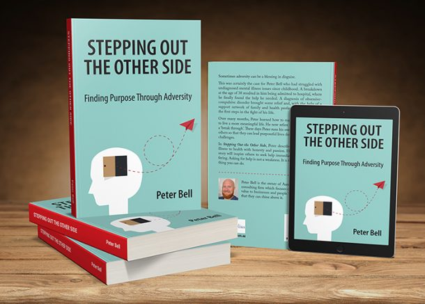 Stepping Out The Other Side – Book Review